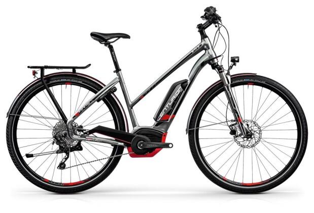 E-Bike Centurion E-Fire Tour R850 silber 2019