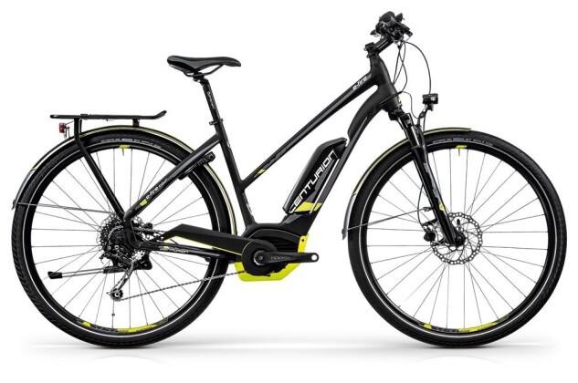 E-Bike Centurion E-Fire Tour R750 schwarz 2019