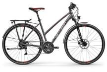 Trekkingbike Centurion Cross Line Pro 100 Tour EQ silber