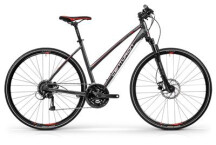 Crossbike Centurion Cross Line Pro 100 Tour silber