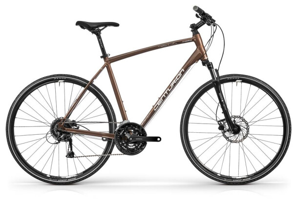 Crossbike Centurion Cross Line Pro 100 kaffee 2019