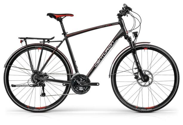 Trekkingbike Centurion Cross Line Pro 100 EQ silber 2019