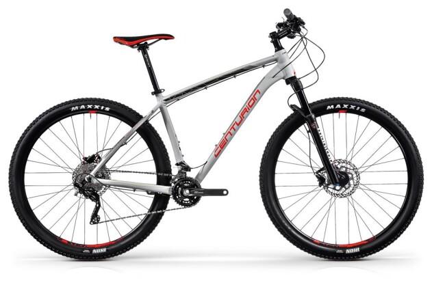 Crossbike Centurion Backfire Pro 600 grau 2019
