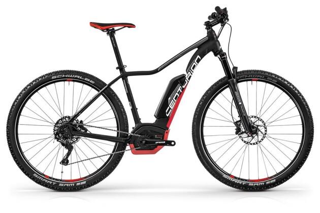 E-Bike Centurion Backfire Fit E R850 schwarz 2019