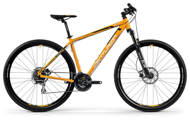 Crossbike Centurion Backfire Comp 50 orange 2019