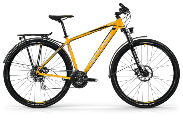 Crossbike Centurion Backfire Comp 50 EQ 2019