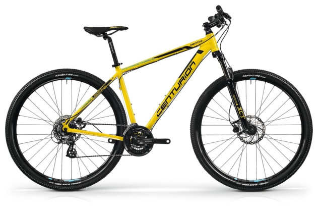 Crossbike Centurion Backfire Comp 30 lime 2019