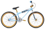 BMX SE Bikes STR-24 QUADANGLE 24 Se Blue