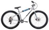 BMX SE Bikes OM-DURO 27,5+ Silver Sparkle