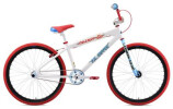 BMX SE Bikes MIKE BUFF PK RIPPER LOOPTAIL 26 White