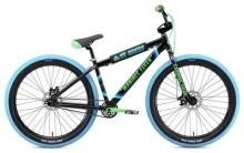 BMX SE Bikes MANIACC FLYER 27,5+ Black