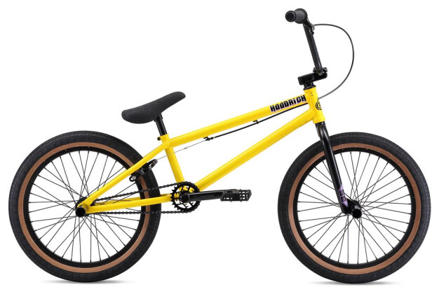 BMX SE Bikes HOODRICH Yellow 2019