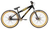 BMX SE Bikes DJ RIPPER 26 Black