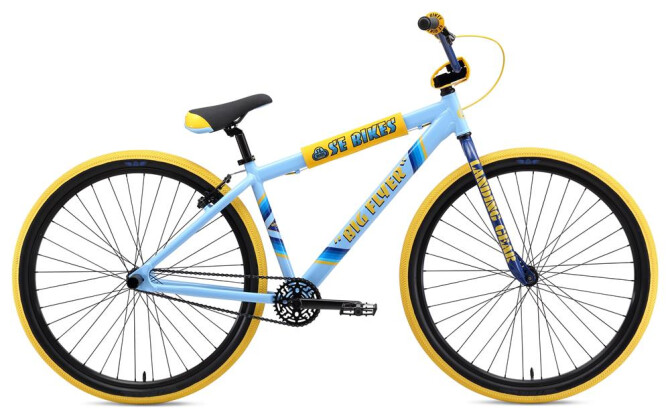 BMX SE Bikes BIG FLYER 29 Se Blue 2019