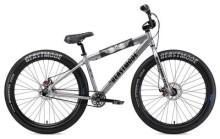 BMX SE Bikes BEAST MODE RIPPER 27,5+ Silver