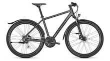 Trekkingbike Univega TERRENO 4.0 STREET DIAMANT BLACK/GREY