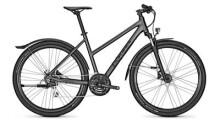Trekkingbike Univega TERRENO 4.0 STREET TRAPEZ BLACK/GREY