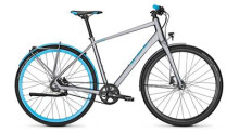 Citybike Univega GEO LIGHT TEN DIAMANT GREY