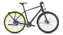 Citybike Univega GEO LIGHT TEN DIAMANT BLACK