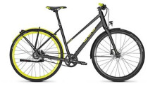 Citybike Univega GEO LIGHT TEN TRAPEZ BLACK