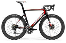 Rennrad Merida REACTO DISC TEAM-E TEAM BAHRAIN