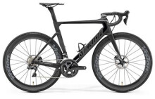 Rennrad Merida REACTO DISC 8000-E MATT CARBON