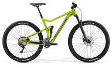 Mountainbike Merida ONE-TWENTY 9. XT-EDITION OLIVGRÜN