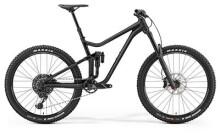 Mountainbike Merida ONE-SIXTY 800 MATT-SCHWARZ