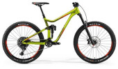 Mountainbike Merida ONE-SIXTY 600 OLIVGRÜN
