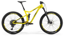 Mountainbike Merida ONE-FORTY 800 GELB