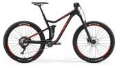 Mountainbike Merida ONE-FORTY 700 MATT-SCHWARZ