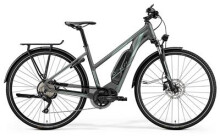 E-Bike Merida ESPRESSO 600 EQ LADY DUNKELGRÜN