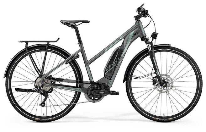 E-Bike Merida ESPRESSO 600 EQ LADY DUNKELGRÜN 2019