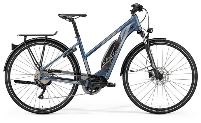 E-Bike Merida ESPRESSO 200 EQ LADY STAHLBLAU 2019