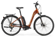 E-Bike Merida ESPRESSO CITY 500 EQ KUPFER