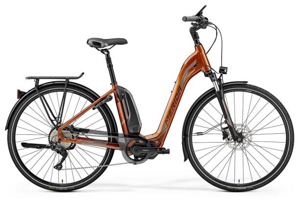 E-Bike Merida ESPRESSO CITY 500 EQ KUPFER 2019