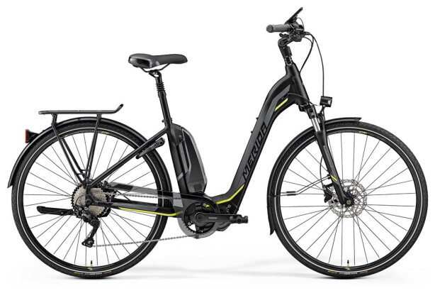 E-Bike Merida ESPRESSO CITY 500 EQ SCHWARZ 2019