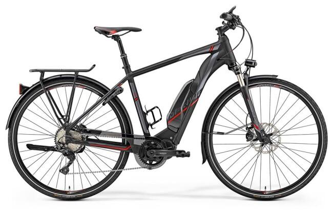 E-Bike Merida ESPRESSO 900 EQ SCHWARZ 2019