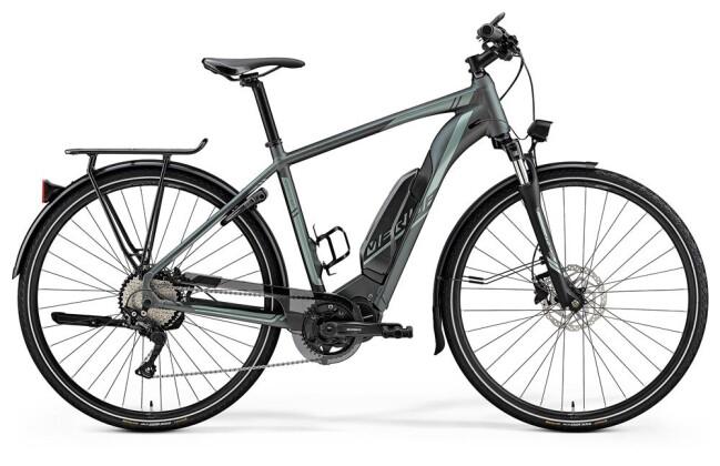 E-Bike Merida ESPRESSO 600 EQ DUNKELGRÜN 2019