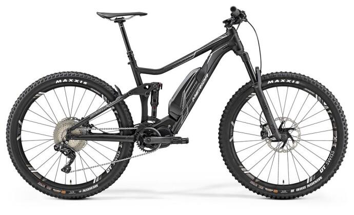 E-Bike Merida EONE-TWENTY 900-E MATT-SCHWARZ 2019