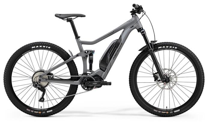 E-Bike Merida EONE-TWENTY 500 MATT-GRAU 2019