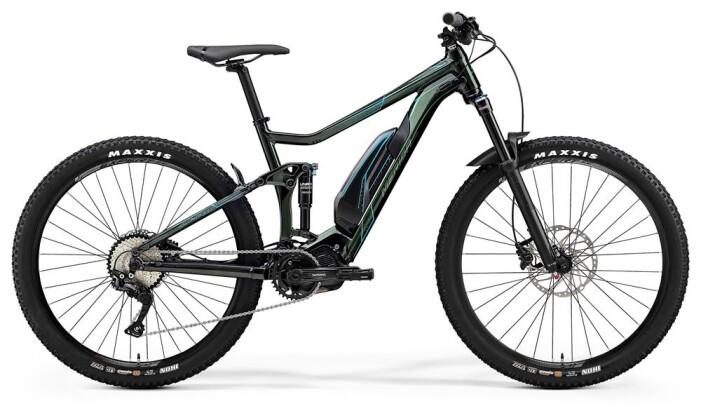 E-Bike Merida EONE-TWENTY 500 GRÜN 2019