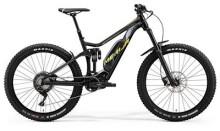 E-Bike Merida EONE-SIXTY 600 DUNKELSILBER