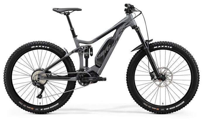 E-Bike Merida EONE-SIXTY 500 MATT-GRAU 2019