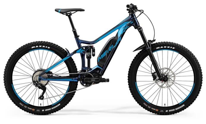 E-Bike Merida EONE-SIXTY 500 DUNKELBLAU 2019