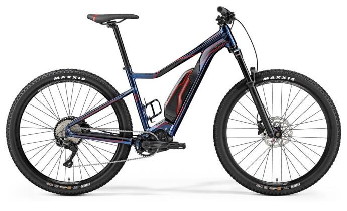 E-Bike Merida EBIG.TRAIL 500 DUNKELBLAU 2019
