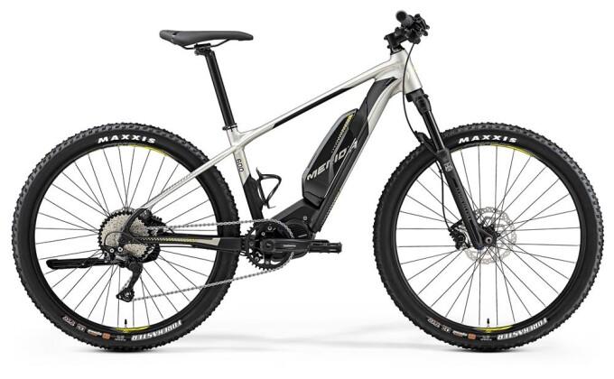 E-Bike Merida EBIG.SEVEN 600 MATT-TITAN 2019