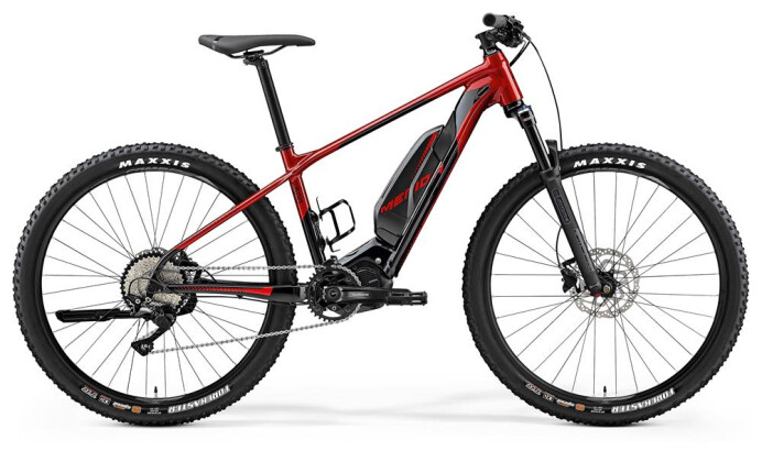 E-Bike Merida EBIG.SEVEN 500 ROT 2019