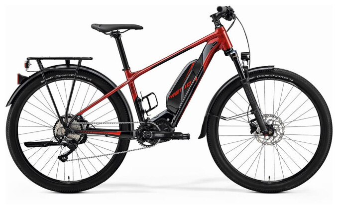 E-Bike Merida EBIG.SEVEN 500EQ ROT 2019