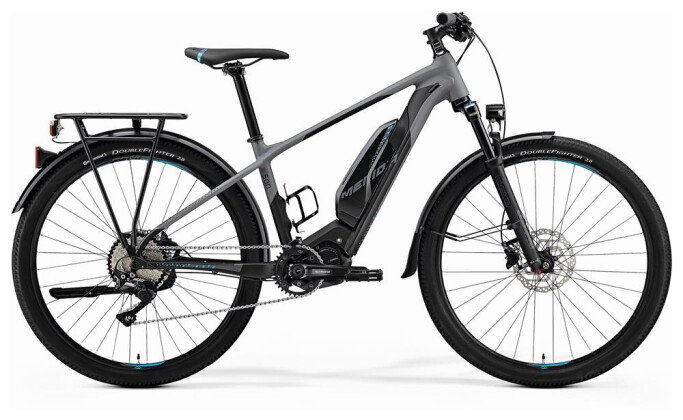 E-Bike Merida EBIG.SEVEN 500EQ MATT-GRAU 2019
